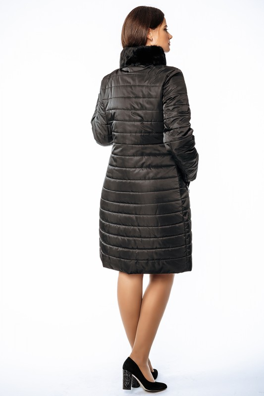 Пальто Elegant Черный