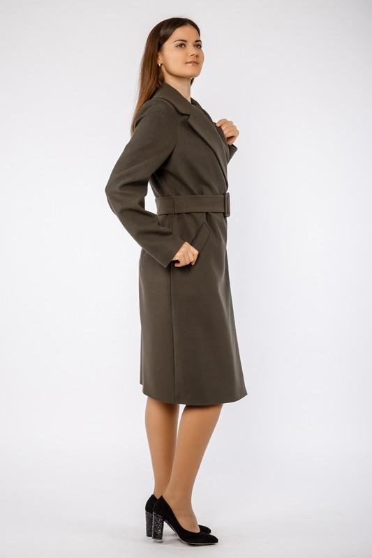 Пальто Sharm Хаки
