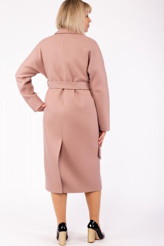 Пальто Fidan Розовый