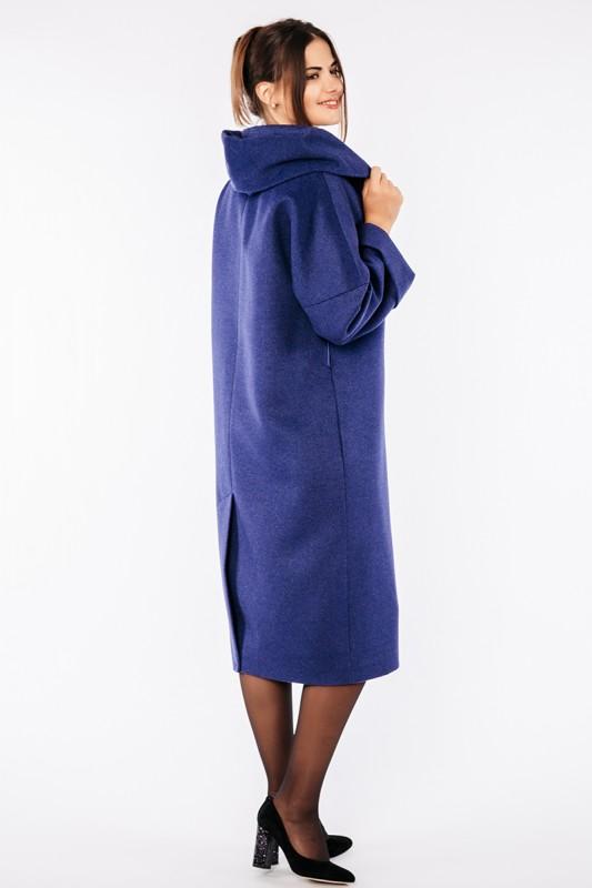 Пальто Dolche Синий