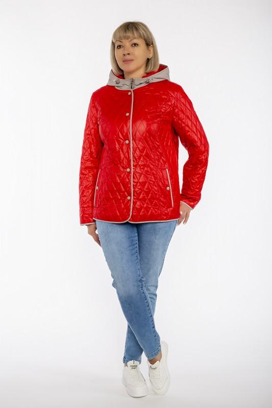 Куртки Сity Classic Красный