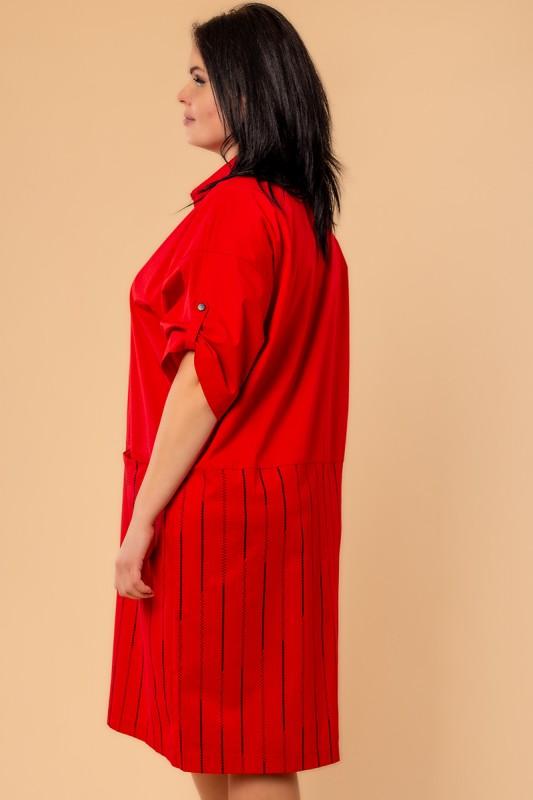 Платья New Color Красный