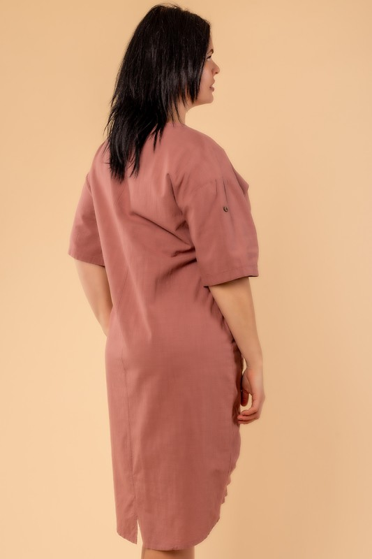 Платья New Color Розовый